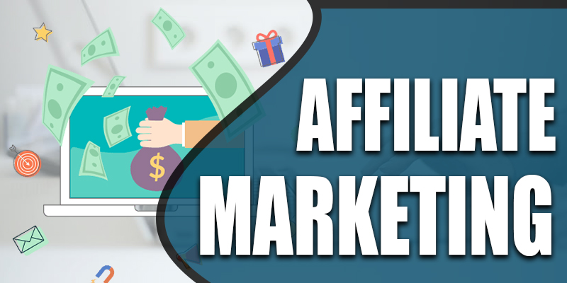 Affiliate Marketing - How to earn money online at home in hindi