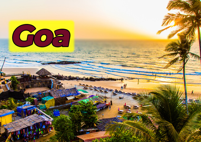 Goa beaches, Top 10 places for honeymoon, summer vacation